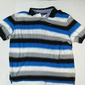 Tommy Hilfiger Classic Fit, XXL Striped